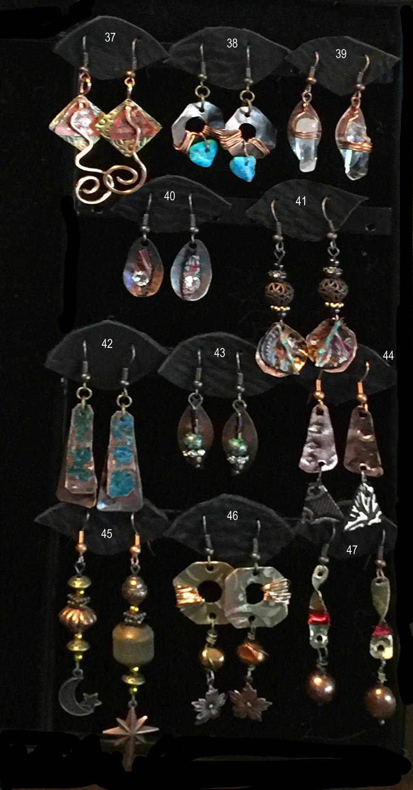 Jewelry 14 earrings