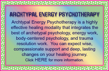 Archetypal Energy